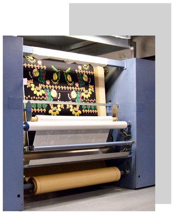 silkomo stampa tessuto abbigliamento